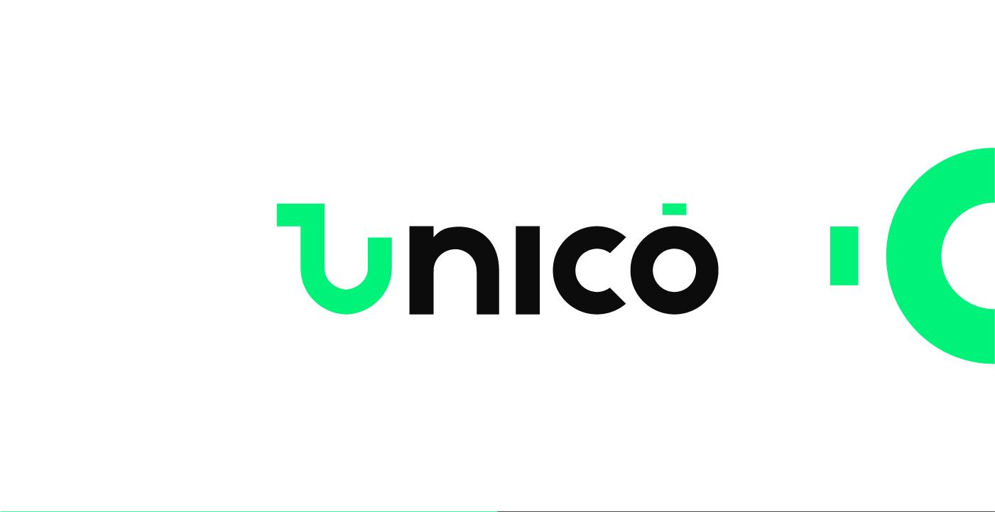unico logo by HvBrands