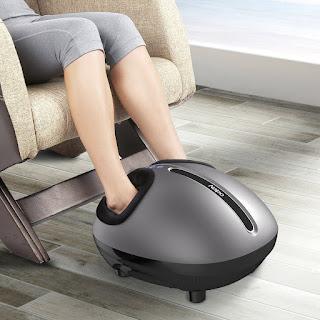 masseur de pieds