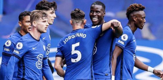 Chelsea vs Crystal Palace 4-0 Highlights