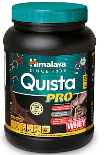 Himalaya Quista Pro Protein, whey protein reviews india