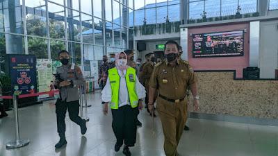 Antisipasi Menghadapi Angleb 2021, Arinal Apresiasi PT. ASDP Indonesia Ferry