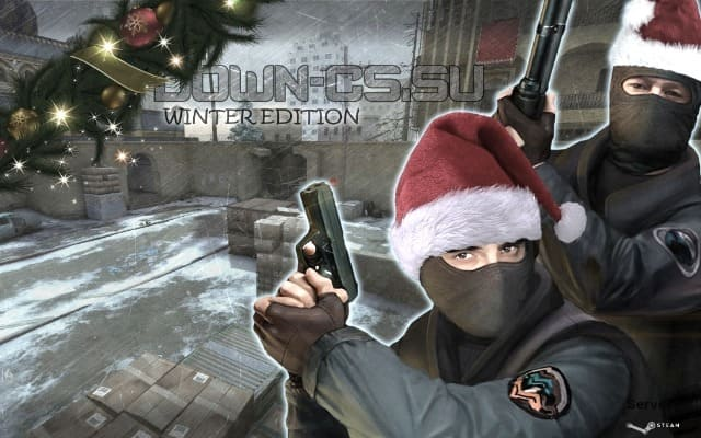 Counter Strike Winter Edition