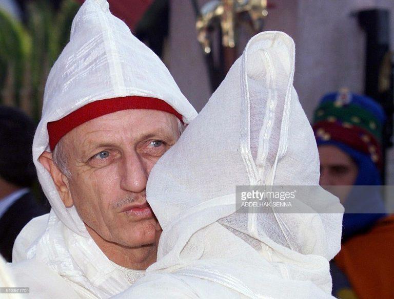 Le père d'Audrey Azoulay, conseiller du roi du Maroc