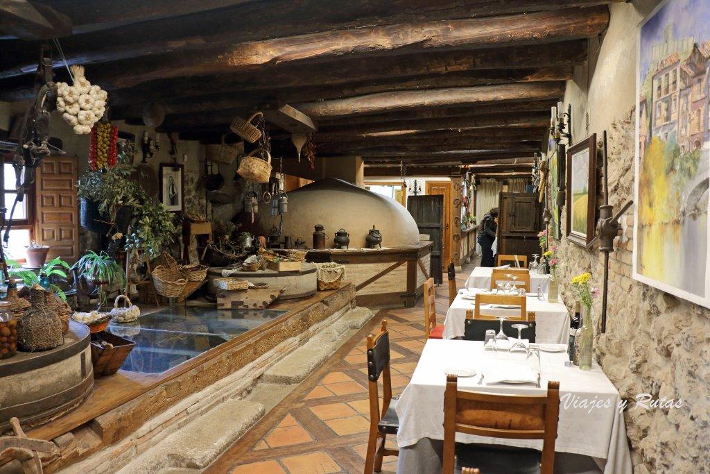 restaurante Molino de Palacios de Peñafiel