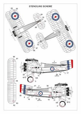 Fairey Flycatcher Decals picture 3