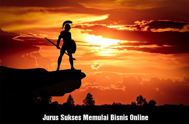 10 Jurus Rahasia Sukses Memulai Bisnis Online