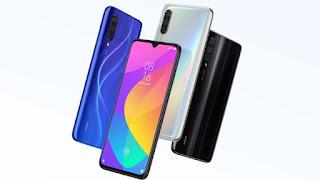 mi 9 lite -we-tech -mobile  colors