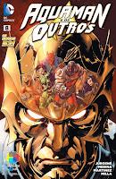 Aquaman e os Outros #8