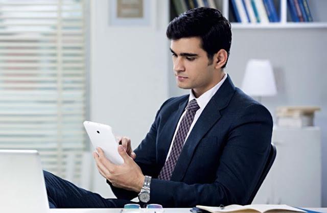 Business man photo,business ,सॉफ्टवेयर के मास्टर बन लाए घर में खुशहाली: