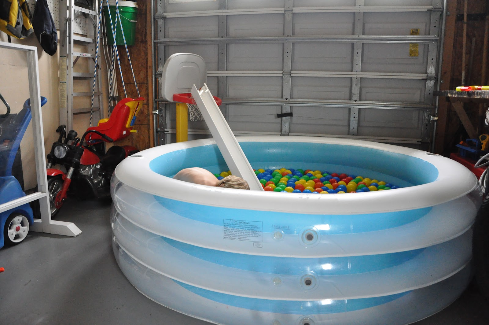 Balls Bubbles And An Indoor Pool Activities For
