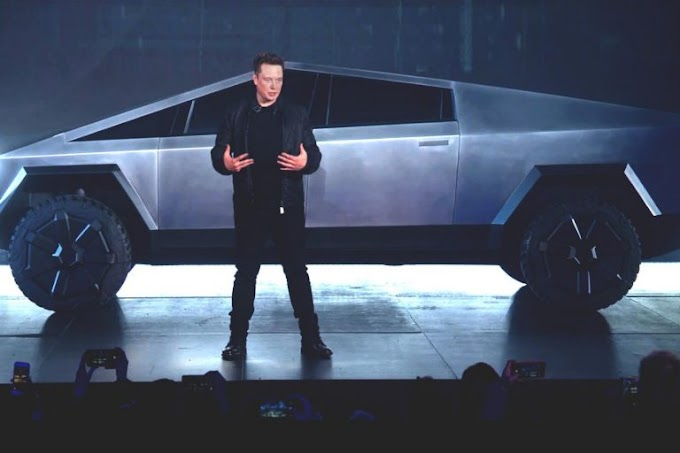New  Cybertruck from Tesla Elon Musk Says His Tesla Truck Glass Stunt Went Fine—in Rehearsal | Cybertruck from Tesla