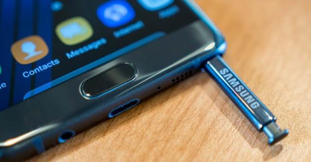 Note 7 ဖုန္းကို ဆက္လက္အသံုးျပဳေနသူဦးေရမွာ LG V20,HTC Bolt အသံုးျပဳသူထက္ျမင့္မားေန