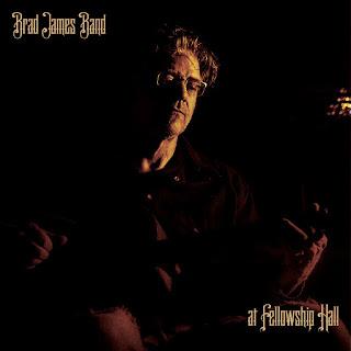 The Electric Blues: Brad James Band - At Fellowship Hall ...