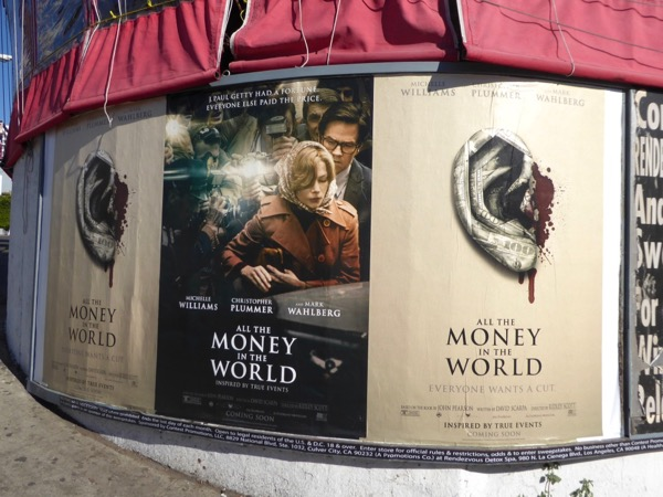 All the Money in World movie posters