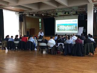Vortrag von Michael Christmann der Stuckateur in Bonns Fuenfter