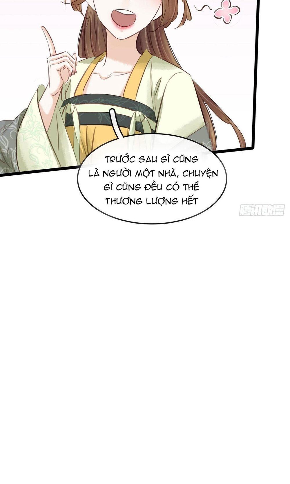 Thị Thiếp Trở Mình Bảo Điển Chapter 16.2 - Trang 6
