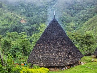 Rumah Adat  Musalaki , Rumah Adat Nusa Tenggara Timur