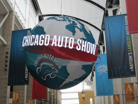 The 2020 Chicago Auto Show