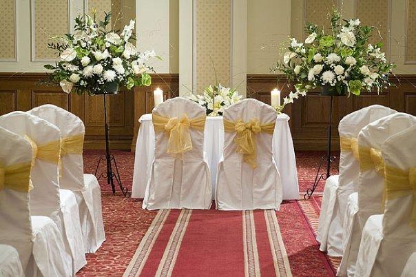 Matrimonioe Un Tocco Di Classe Decorar La Boda Civil