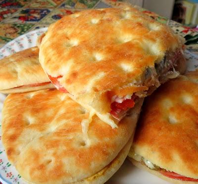 The Rustic Italian Baked Sandwich