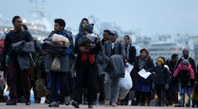 Μεταναστευτικό: Τα μέτρα που ανακοίνωσε η κυβέρνηση