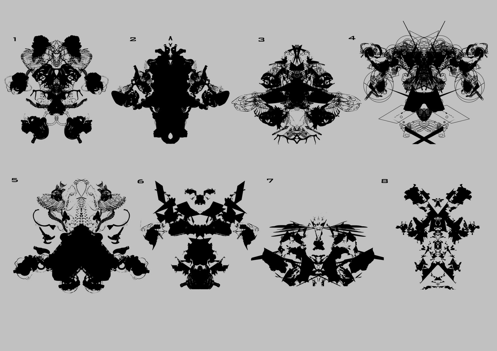 Alpha/Omega: Alchemy Raw Silhouette Tests