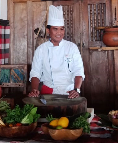 About Denika Cooking Class Sanur