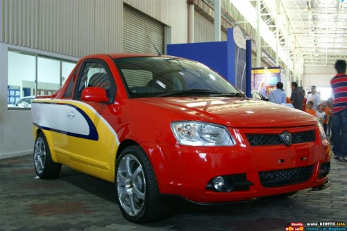 All About Pickup & Trucks: Proton Arena
