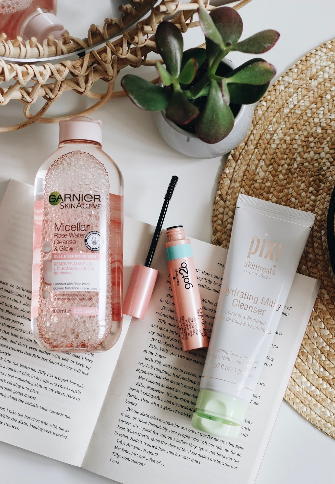 Beauty Products I'm Trialling