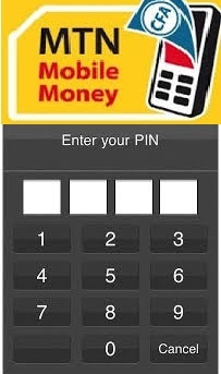 How to Change and Reset a forgotten MTN Mobile money Pin Code - RANSBIZ