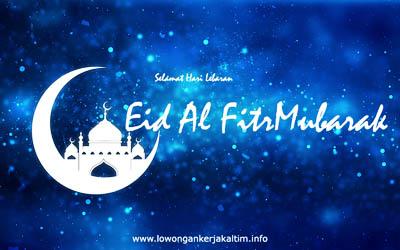 Selamat Hari Raya - Eid Al-Fitr Mubarak 1439H