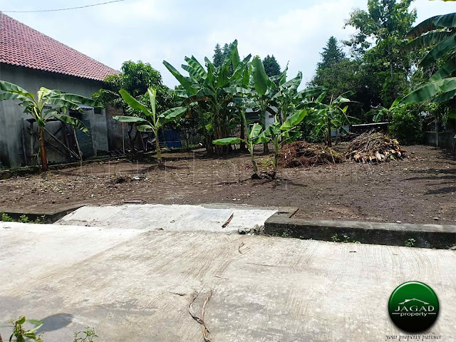 Tanah di Pendowoharjo jalan Bantul Km 8