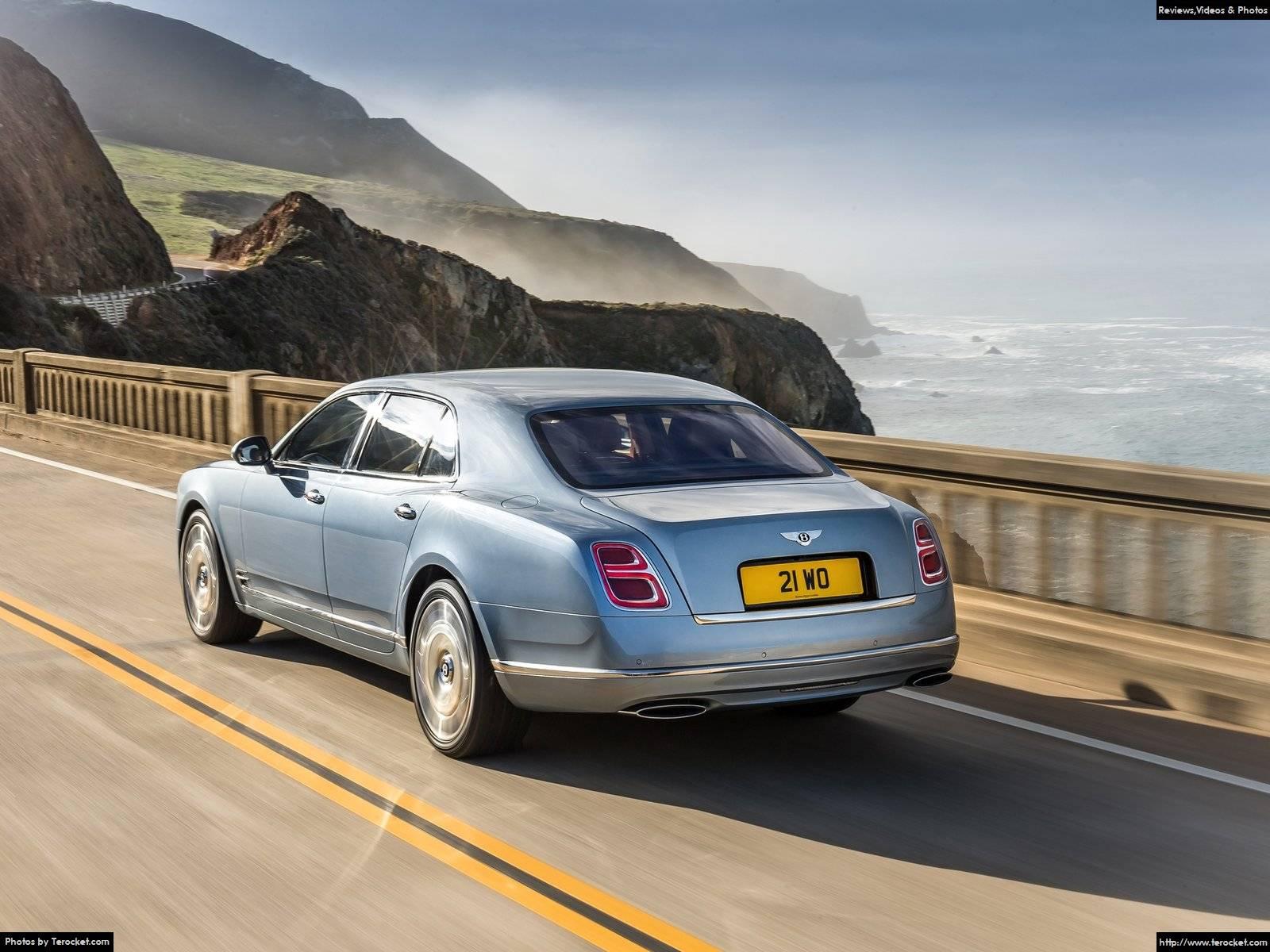 Hình ảnh xe ô tô Bentley Mulsanne 2017 & nội ngoại thất