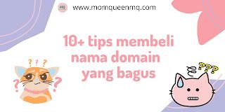 Membeli nama domain