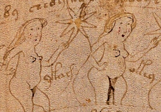 Nude Women on the Voynich Manuscript
