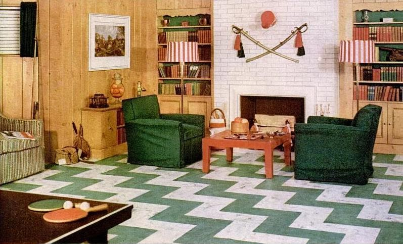 1940S Interior Design Amusing 1940S Interior Design  Home Design Inspiration