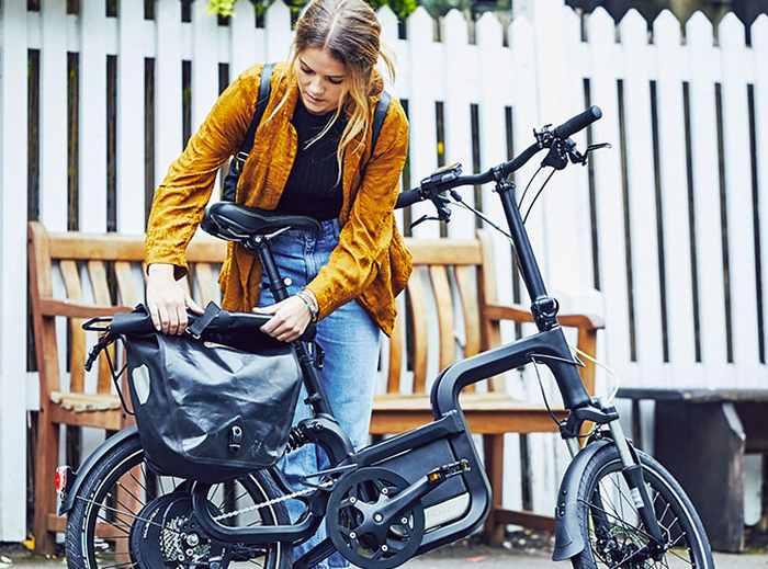 kymco bici eléctrica