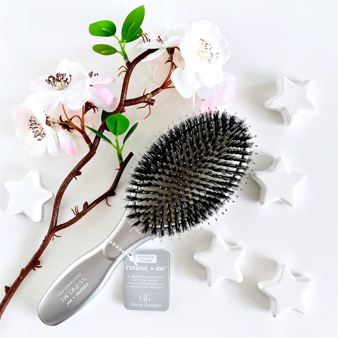 Olivia Garden Supreme Combo Ceramic + Ion