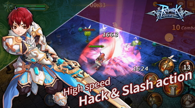 Download Game Ragnarok Spear Of Odin APK MOD