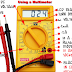 How to Use Digital Multimeter.