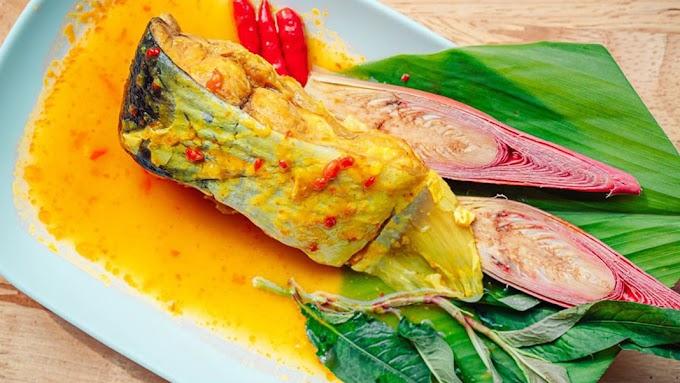 Resipi Gulai Tempoyak Ikan Patin |  Masakan Tradisi Negeri Pahang