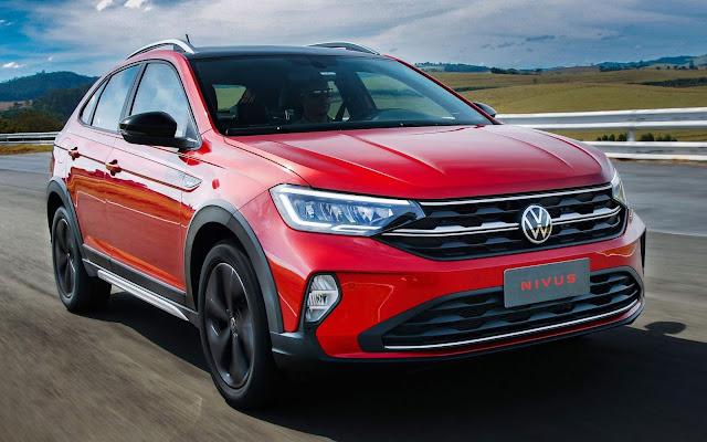 VW Nivus eleito a 'Melhor Compra de 2020' pela 4 Rodas