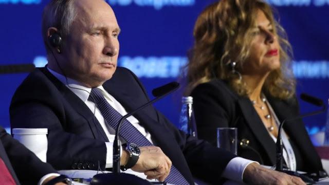 Αντάλλαξε την αξιοπρέπεια και το κύρος της Ρωσίας, για μια χούφτα ρούβλια!