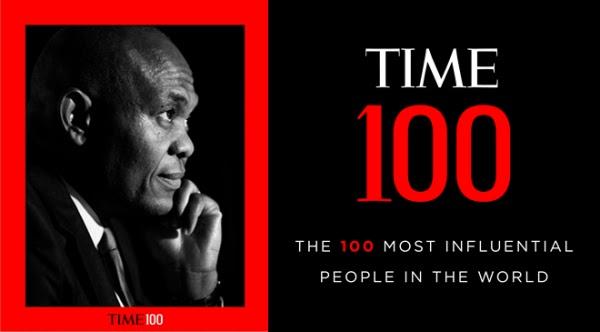 Nigerian Billionaire, Tony Elumelu among 2020 100 most influential people
