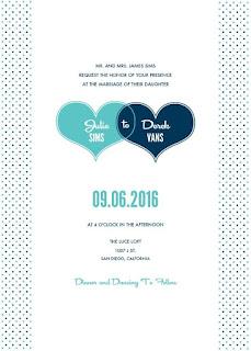 hacer invitaciones de boda gratis ahora puedes con unas plantillas editables