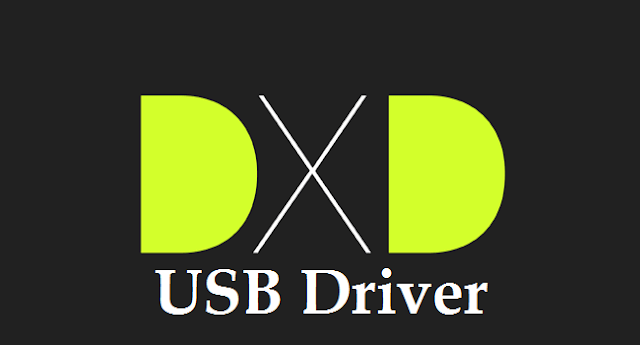 DXD-USB-Driver-Download
