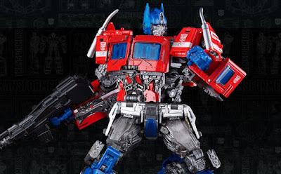 Transformers Movie Masterpiece MPM-12 Bumblebee Movie Optimus Prime