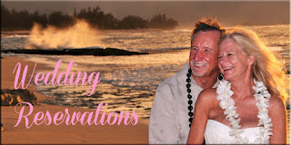 Waikiki Wedding Reservations