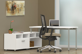 Mayline e5 Desk