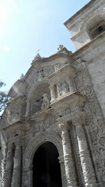 mochilão bolívia peru arequipa city tour